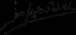 Firma Jesús Sánchez Adalid