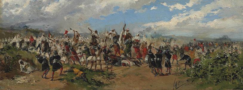 mariano-barbasan-batalla-de-guadalete
